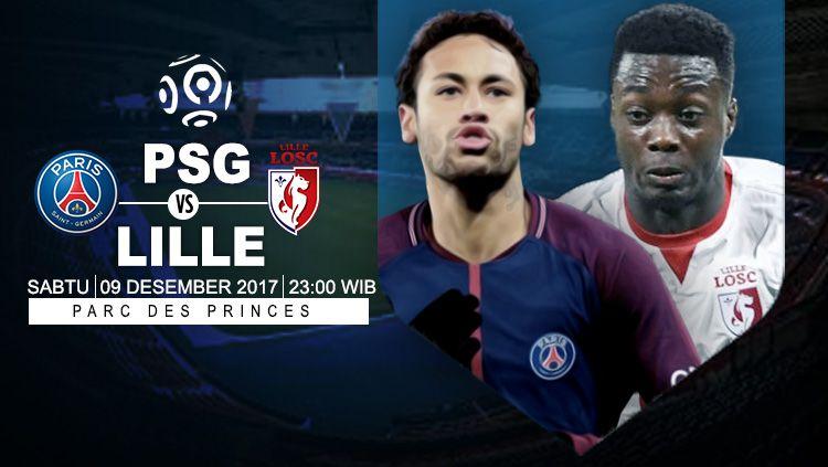 Prediksi PSG vs Lille. Copyright: © INDOSPORT