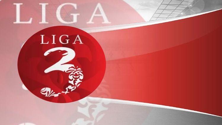 Logo Liga 3. Copyright: © INDOSPORT