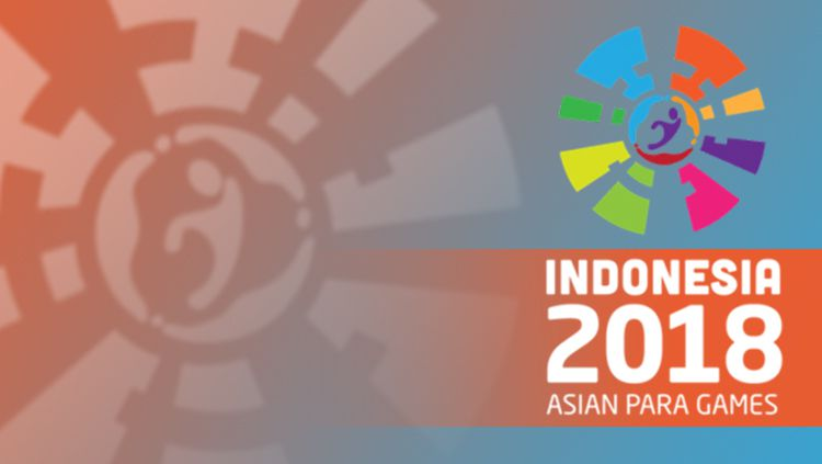 Logo Asian Para Games 2018. Copyright: © INDOSPORT