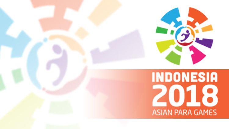 Logo Asian Para Games 2018. Copyright: © INDOSPORT