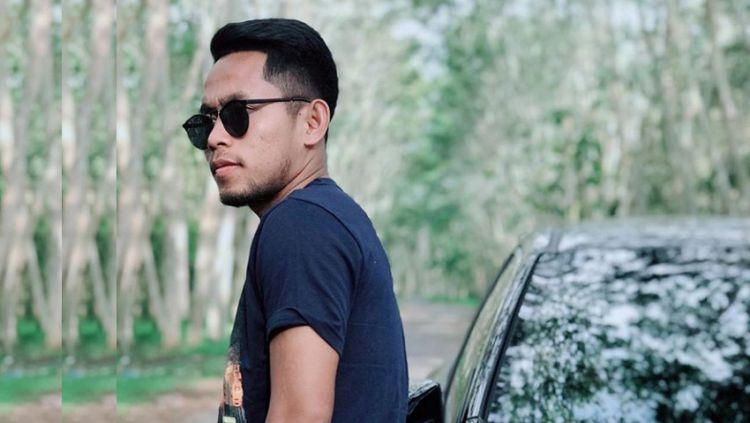 Andik Vermansah, bintang Timnas Indonesia. Copyright: © Instagram@Andik Vermansah