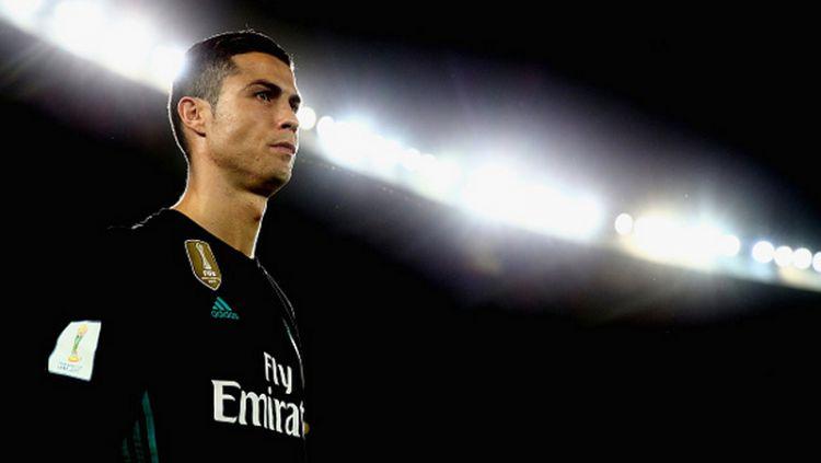 Megabintang Real Madrid, Cristiano Ronaldo. Copyright: © INDOSPORT