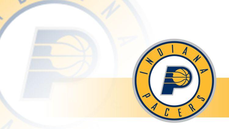 Logo Indiana Pacers. Copyright: © INDOSPORT/Istimewa