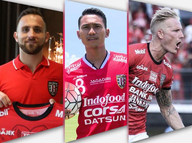 3 Pemain Bali United Ini Bikin Persib Bandung Gigit Jari