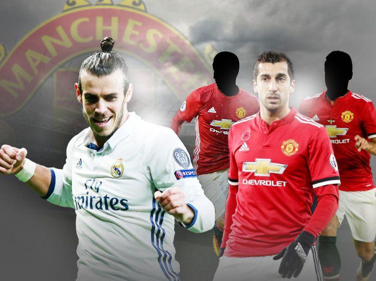 3 Pemain yang Bakal Hengkang Jika Gareth Bale Gabung Man United