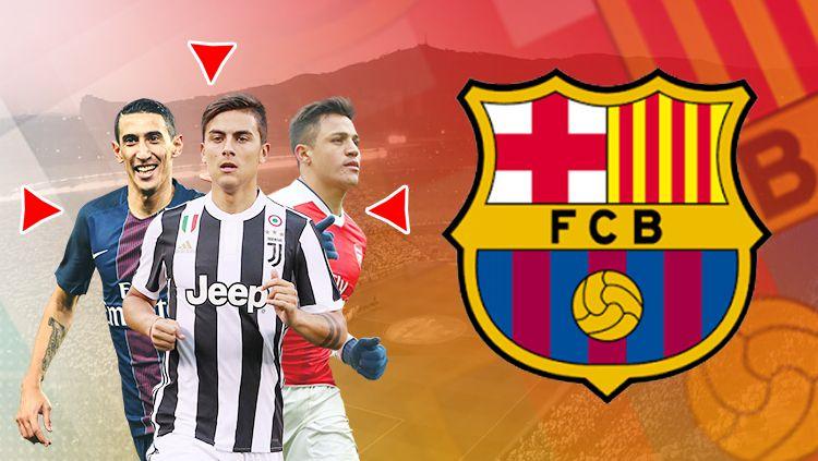 Rumor transfer barcelona januari