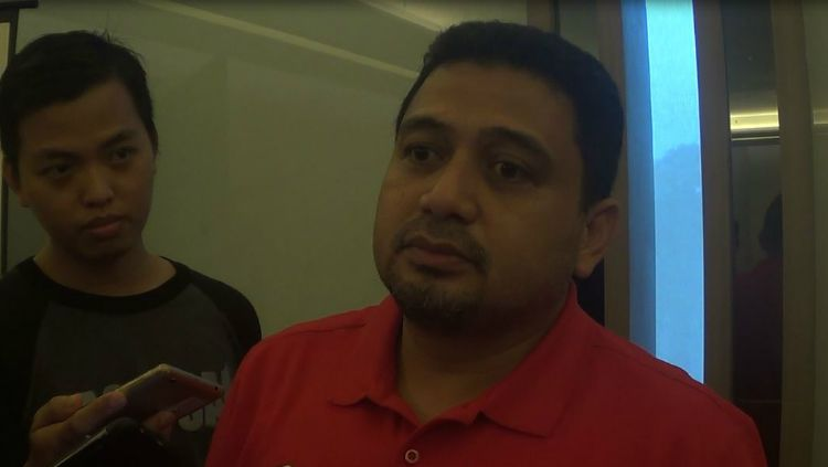 Munafri Arifuddin, CEO PSM Makassar Copyright: © Muhammad Nur Basri/INDOSPORT