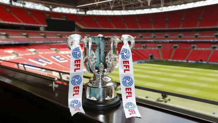 Manchester City akan menghadapi Tottenham Hotspur di final Piala Liga Inggris, Minggu (25/04/21) malam. Berikut duel antarlini yang akan terjadi di laga itu. Copyright: © telegraph.co.uk