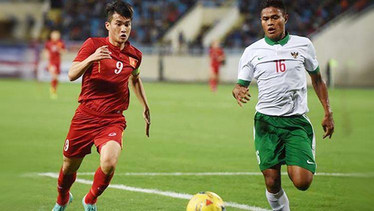 Fachrudin Aryanto dan Le Cong Vinh. Copyright: © wap.vtvgo.vn