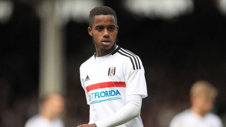 Ryan Sessegnon (Fulham). Copyright: © Indosport.com