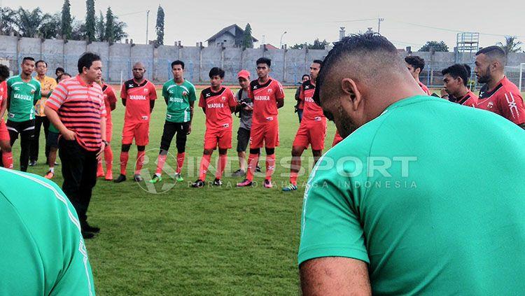 Madura United Copyright: © Indosport/Ian Setiawan