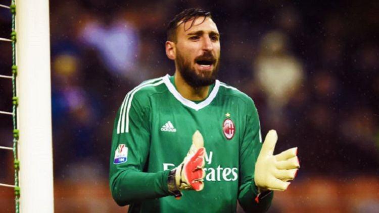 Antonio Donnarumma Copyright: © Calcionews