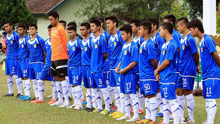 Persib Bandung U-19 Copyright: © Istimewa