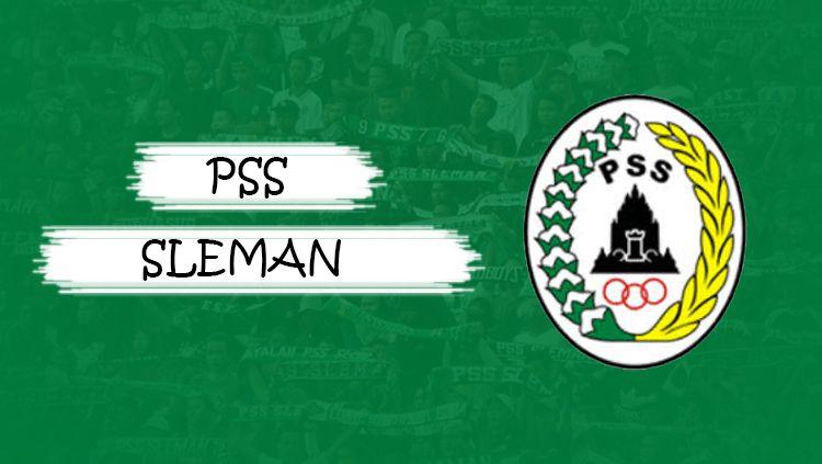 Logo PSS Sleman. Copyright: © Grafis: Eli Suhaeli/INDOSPORT