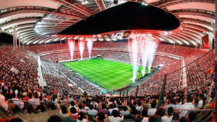 Seoul World Stadium Copyright: © INDOSPORT