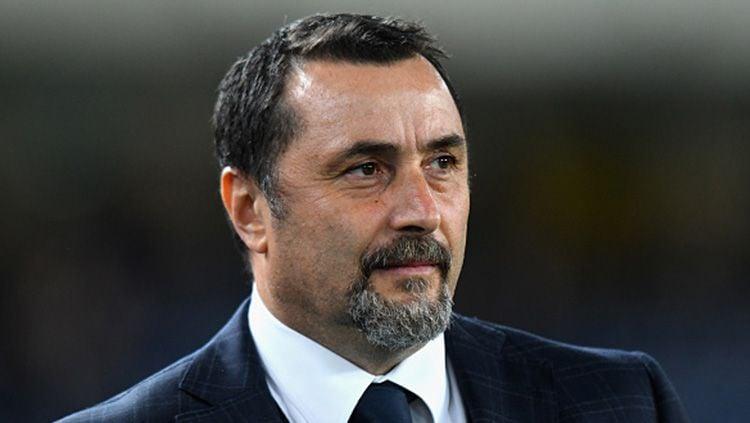 Direktur olahraga klub Liga Italia AC Milan, Massimiliano Mirabelli. Copyright: © Getty Images