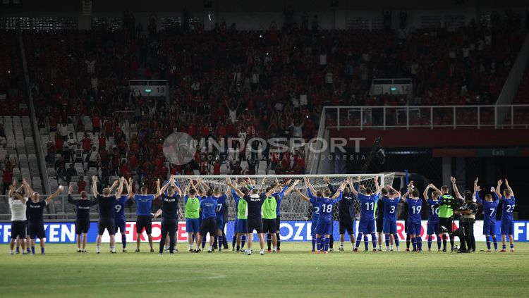 Timnas Indonesia vs Islandia Copyright: © Indosport/Herry Ibrahim