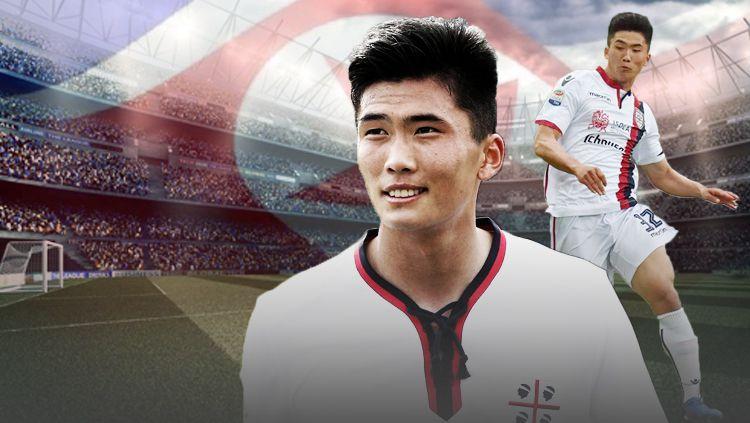លទ្ធផលរូបភាពសម្រាប់ Han Kwang-song, striker baru Juventus