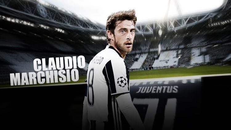 Claudio Marchisio. Copyright: © Grafis: Eli Suhaeli/INDOSPORT