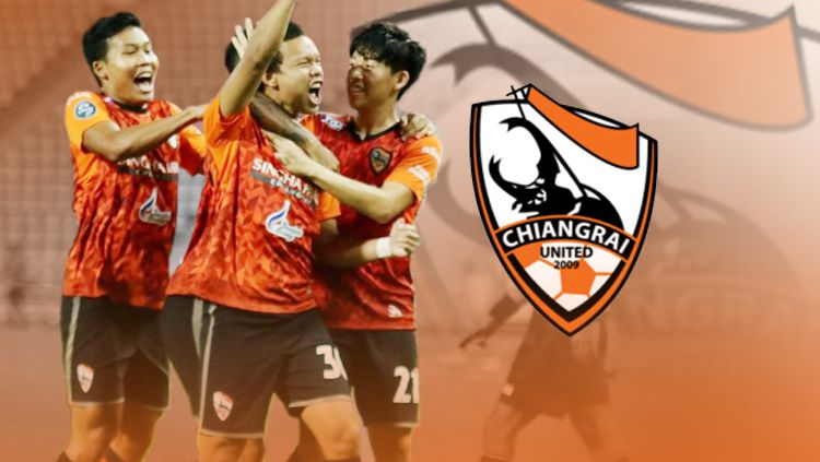 Chiangrai United FC. Copyright: © Getty Images/INDOSPORT