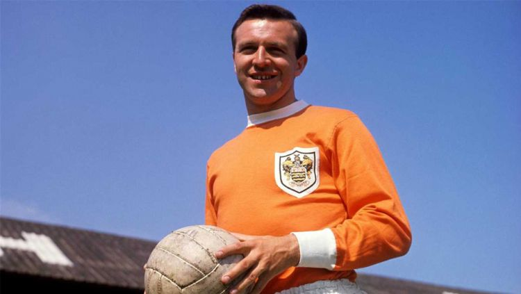 Jimmy Armfield Copyright: © blackpoolfc.co.uk