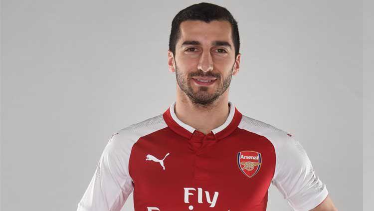 Henrikh Mkhitaryan Copyright: © Arsenal