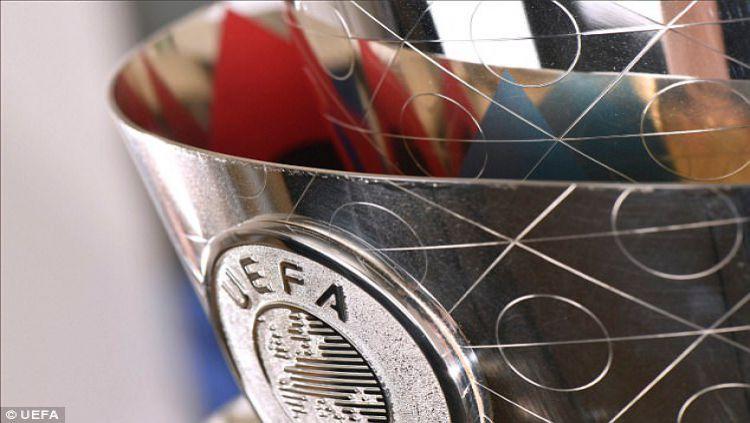 Trofi UEFA Nations League. Copyright: © UEFA