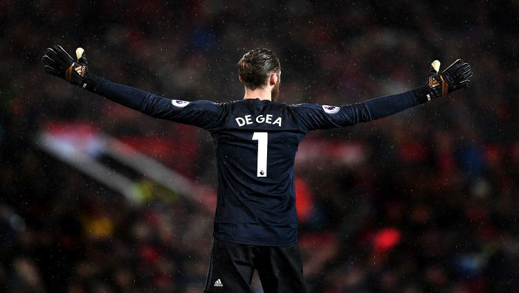 David De Gea. Copyright: © Getty Images
