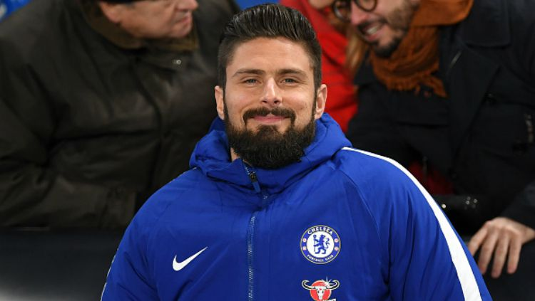 Olivier Giroud. Copyright: © Getty Images