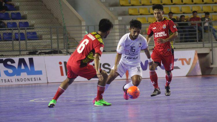 Dekings Bogor vs APK Samarinda Copyright: © Istimewa