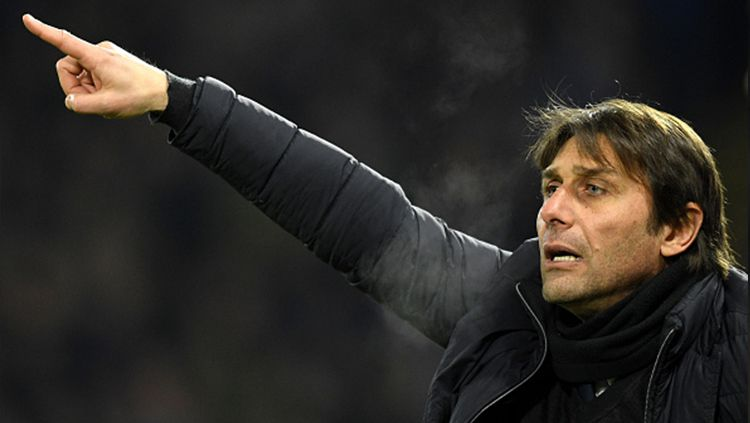 Pelatih baru Inter Milan, Antonio Conte Copyright: © Getty Images