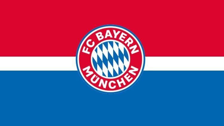 Logo Bayern Munchen. Copyright: © Grafis: Eli Suhaeli/INDOSPORT