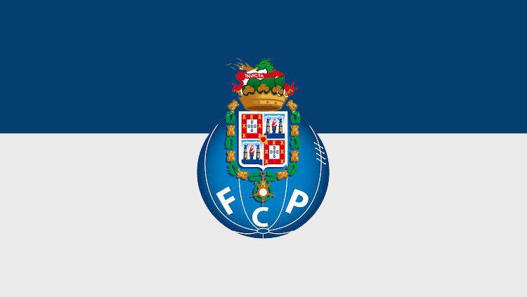 Logo FC Porto. Copyright: © Grafis: Eli Suhaeli/INDOSPORT