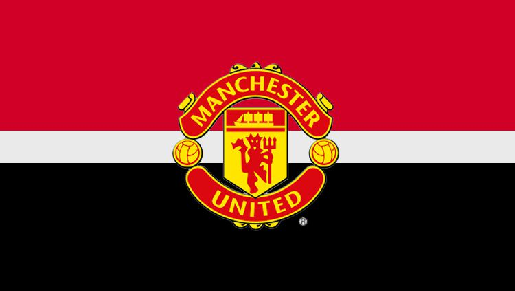 Logo Manchester United. Copyright: © Grafis: Eli Suhaeli/INDOSPORT