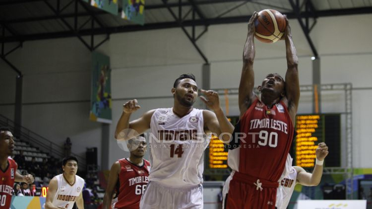 Test Event Asian Games Cabor Basket Copyright: © Herry Ibrahim/INDOSPORT