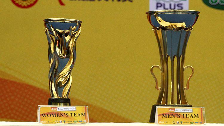 Hasil drawing turnamen Badminton Asia Team Championships 2020 untuk sektor grup telah dilakukan, lantas bagaimanakah peruntungan Indonesia di turnamen tersebut? Copyright: © Humas Pelatnas PBSI