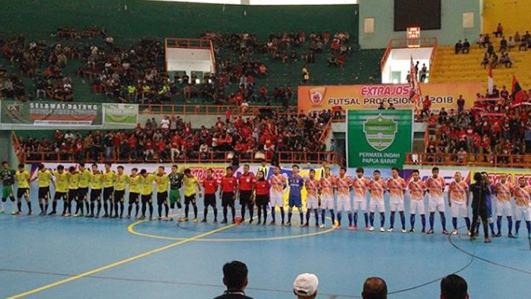 FKB 25 FC vs IPC Pelindo II. Copyright: © Istimewa