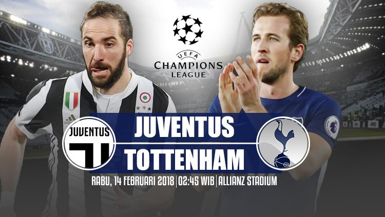 Prediksi Juventus vs Tottenham Hotspur. Copyright: © Grafis: Eli Suhaeli/INDOSPORT