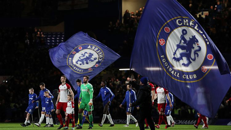 Chelsea vs West Bromwich Albion Copyright: © Getty Images