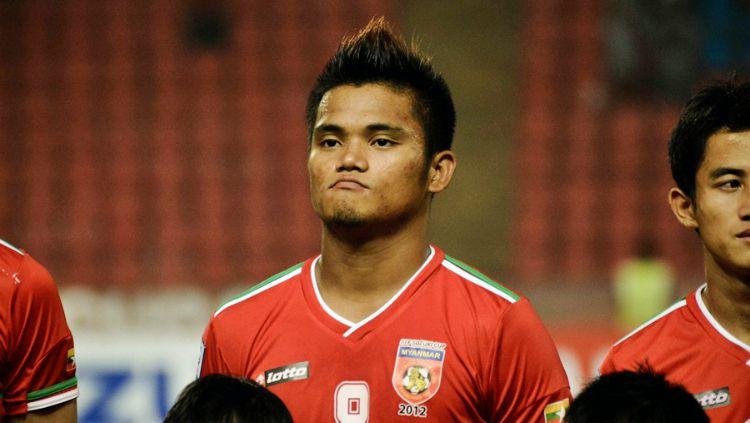 Tiga pemain Yangon United patut di waspadai Bali United. Copyright: © INDOSPORT/Istimewa
