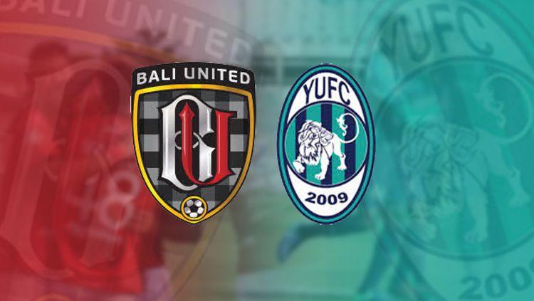 Bali United vs Yangon United. Copyright: © Grafis: Eli Suhaeli/INDOSPORT