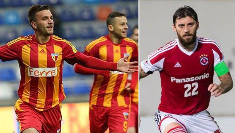 Marko Simic vs Bojan Malisic Copyright: © Internet