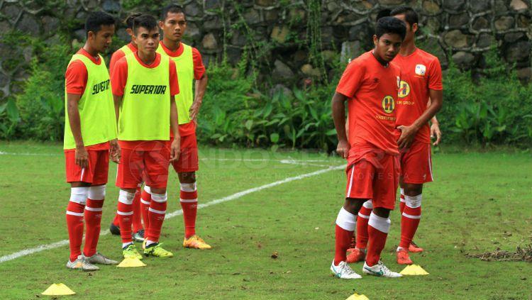 Setelah lima tahun memperkuat tim Barito Putera, pemain jebolan Timnas Indonesia U-19, Paulo Oktavianus Sitanggang, akhirnya resmi mengucapkan salam perpisahan di bursa transfer Liga 1 2020. Copyright: © Ian Setiawan/INDOSPORT