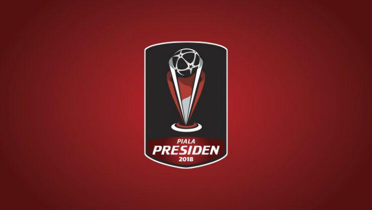 Logo Piala Presiden 2018. Copyright: © Istimewa