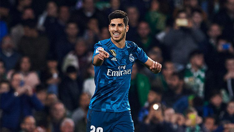 Marco Asensio. Copyright: © Getty Images