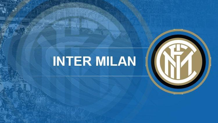 Logo Inter Milan. Copyright: © Grafis: Eli Suhaeli/INDOSPORT