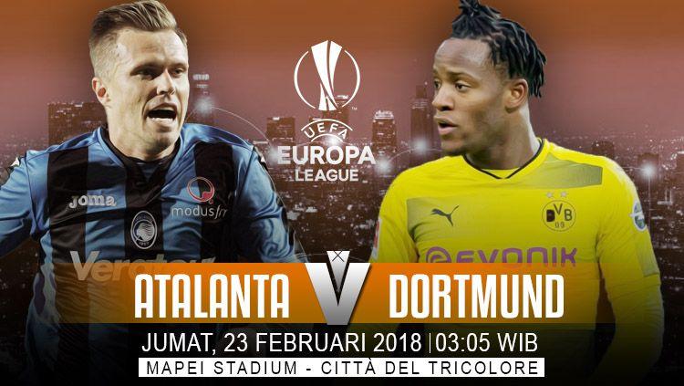 Prediksi Atalanta vs Borusia Dortmund. Copyright: © INDOSPORT