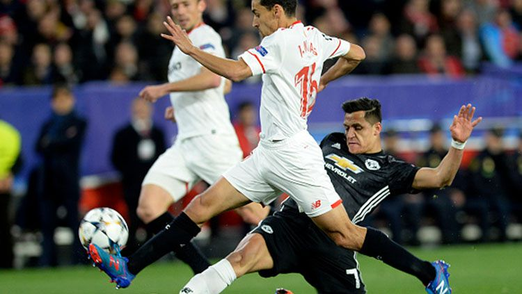 Sevilla vs Man United. Copyright: © Getty Images