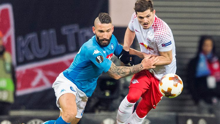 RB Leipzig vs Napoli Copyright: © INDOSPORT
