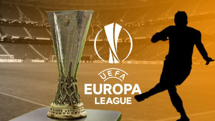 Liga Europa. Copyright: © Grafis: Eli Suhaeli/INDOSPORT